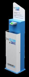 automat do dezynfekcji rąk